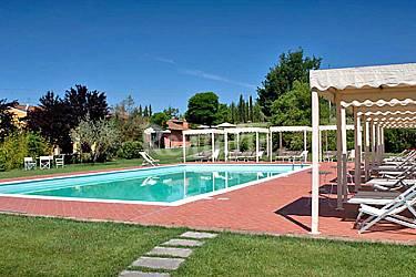 Apartamento En Alquiler Con Piscina Monterappoli Empoli
