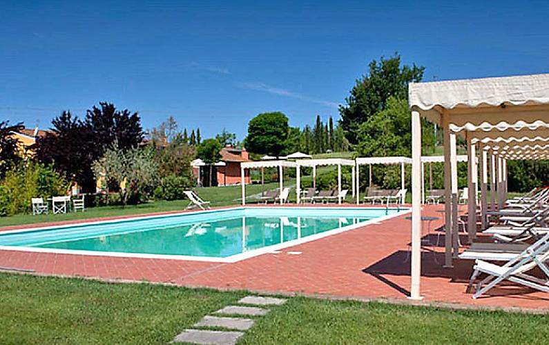 Apartamento Para Alugar Com Piscina Monterappoli Empoli