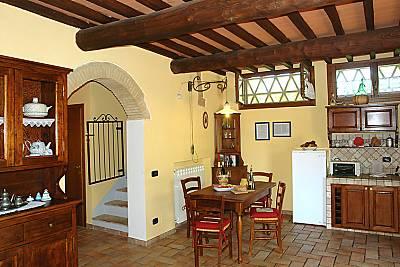 Casa para 4 personas con piscina Siena