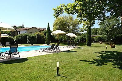 Apartamento para 4 personas con piscina Siena