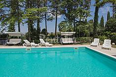 House for rent with swimming pool Perugia