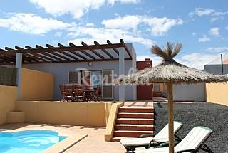 Villa de 3 habitaciones a 800 m de la playa/WIFI Fuerteventura