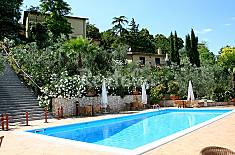 Apartment for 4 people with swimming pool Rieti
