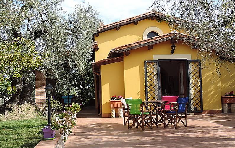 Villa per 6 persone con piscina Rieti