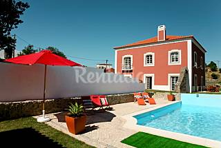 Villa for 6-10 people 6 km from the beach Lisbon