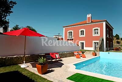 Vivenda para 6-10 pessoas a 6 km da praia Lisboa