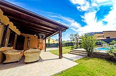 Villa for rent only 350 meters from the beach Palermo