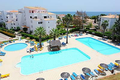 Apartamento para 6 personas a 500 m de la playa Algarve-Faro