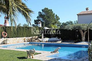 Villa with 6 bedrooms only 1500 meters from the beach Tarragona