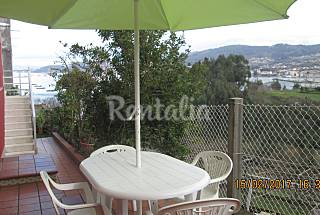 Apartment with 2 bedrooms only 300 meters from the beach Pontevedra