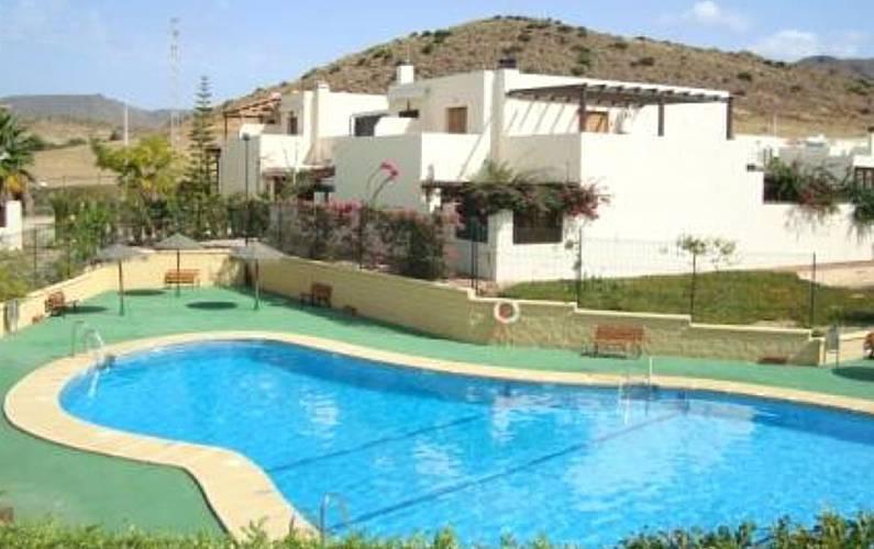 Casa para alugar a 300 m da praia san jose n jar - Casas en san jose almeria ...