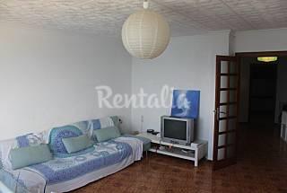 Apartamento para 8 personas en 1a línea de playa Castellón