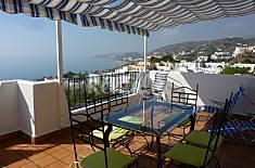 Duplex con vistas al mar y piscina comunitaria Almería