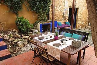 Casa de 4 habitaciones a 3 km de la playa Barcelona
