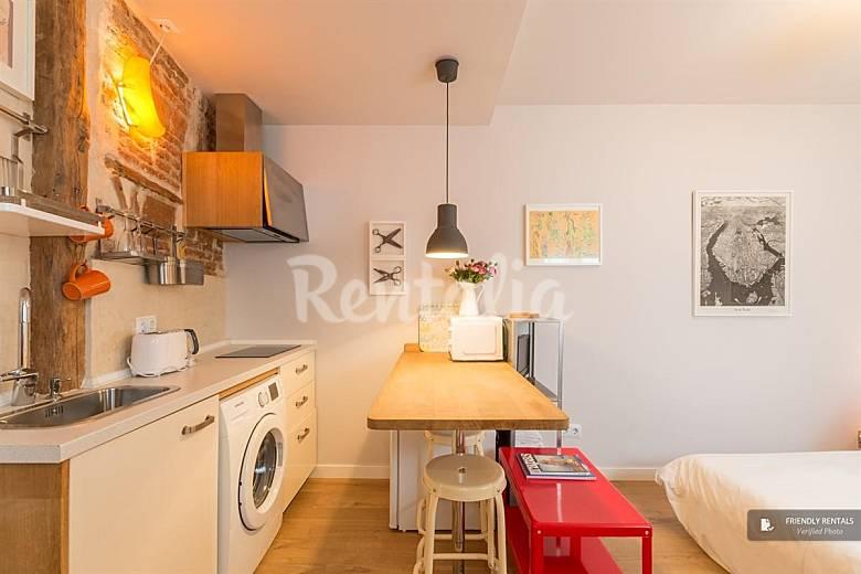 El apartamento preciados studio en madrid madrid madrid for Licencia apartamento turistico madrid