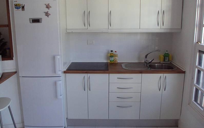 Apartment Kitchen Gran Canaria Gáldar Apartment - Kitchen