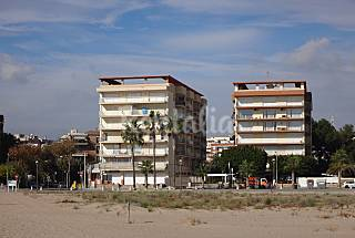 Apartment for rent only 30 meters from the beach Tarragona