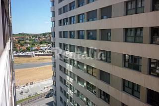 Appartement pour 4-5 personnes à front de mer Asturies