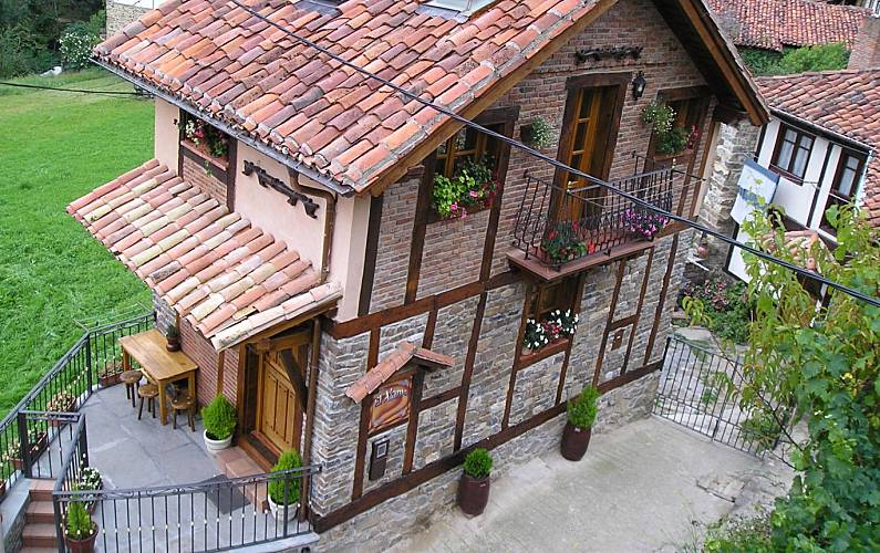 Chalet-Turístico Cantabria