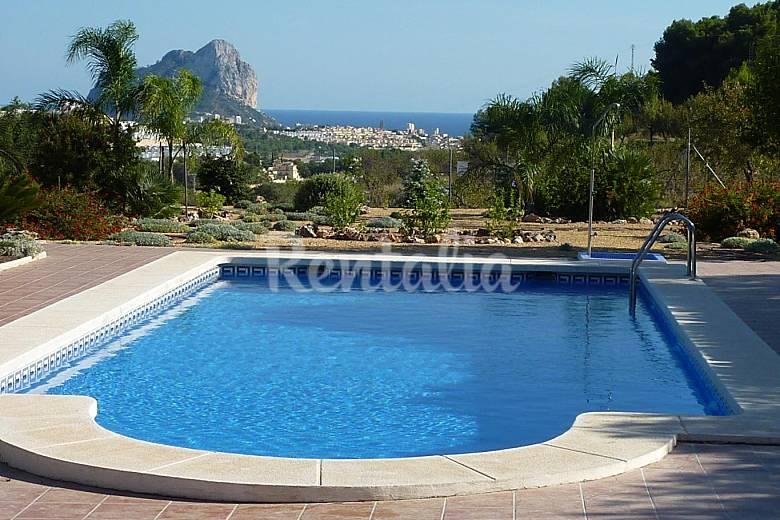 Villa costa blanca 16 personas piscina wifi playa for Piscina alicante