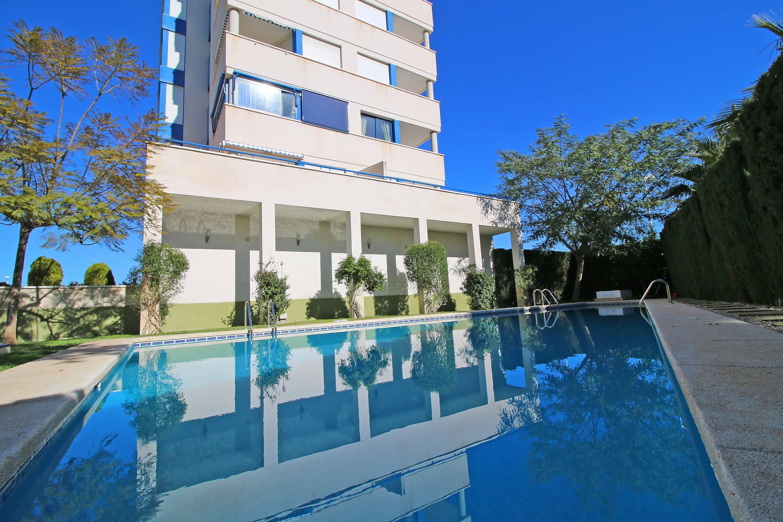 Apartamento en alquiler a 200 m de la playa calpe calp alicante costa blanca - Alquiler casa calpe ...