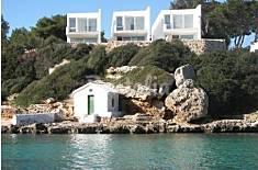 Magnífico chalet en primera linea de mar Menorca