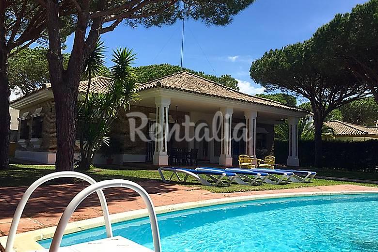 Casa en alquiler con piscina sancti petri la barrosa for Alquiler casa con piscina cadiz
