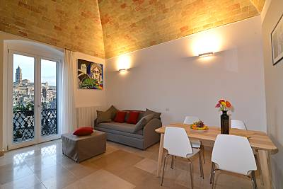 Casa de 2 habitaciones en Basilicata Matera