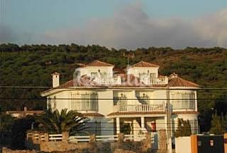 2 chalets a pie de la playa con vistas al mar Cádiz