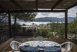 Porto Mannu Villino 4 posti letto vicino al mare Olbia-Tempio