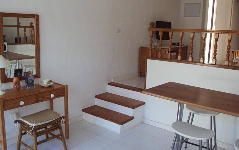 Apartment Dining-room Gran Canaria Gáldar Apartment - Dining-room
