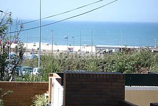 Apartamento para 4-6 personas frente a la playa