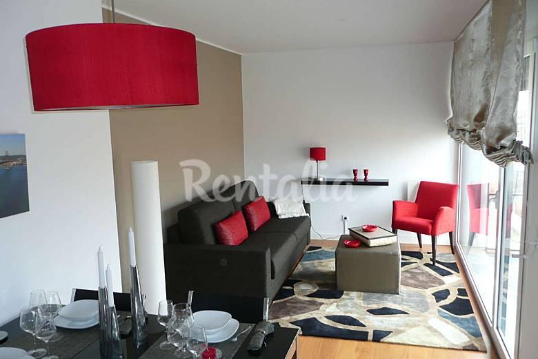 New Apartment - Lisboa, Expo, 4-5 guests Lisboa