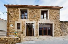 Casa de 2 habitaciones a 700 m de la playa A Coruña/La Coruña