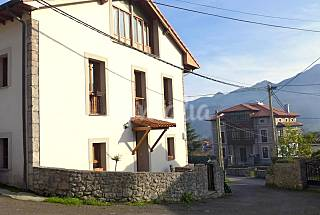 House for rent only 600 meters from the beach Asturias