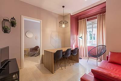 Apartamento de 3 hab. Barcelona centro, Pl. España Barcelona