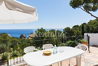 Beatiful house for 8 people 600 meters from beach Girona