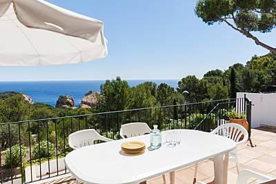 Casa para 8 personas a 600 metros de la playa Girona/Gerona