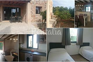 House for 4 people only 1000 meters from the beach Ibiza
