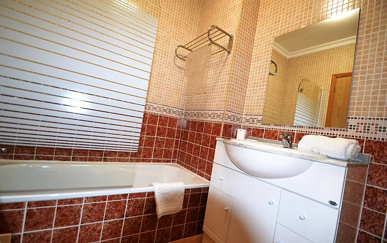 Perfect Bathroom Algarve-Faro Silves House - Bathroom