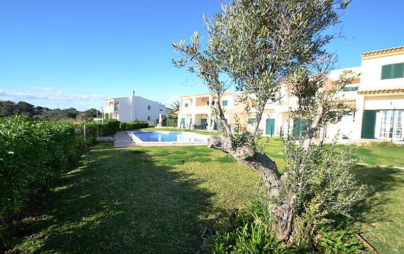 Magnifica Jardim Algarve-Faro Silves casa - Jardim