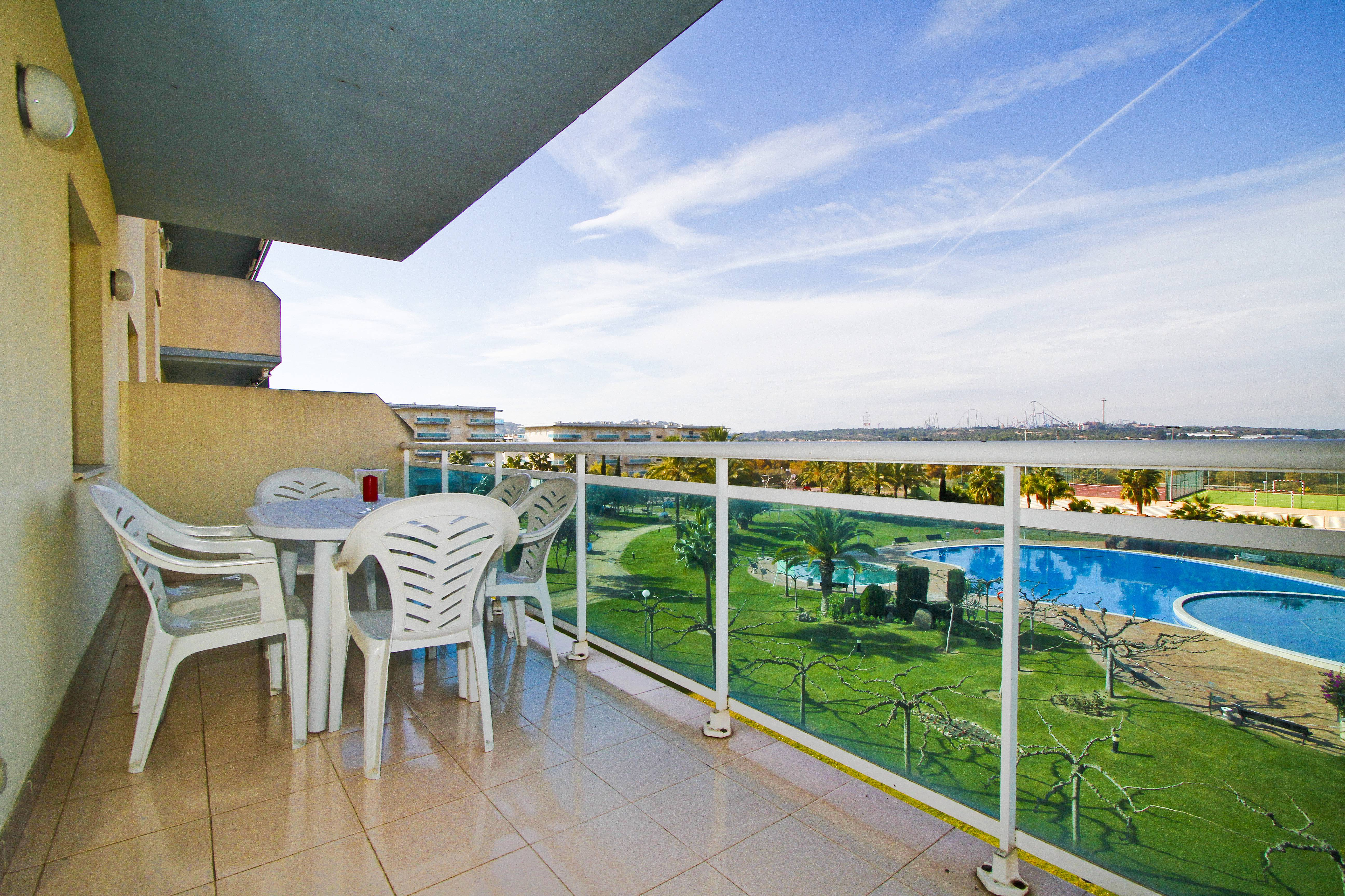 appartement avec belle piscine turismar la pineda On piscines vila seca