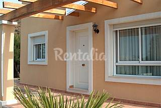 Apartments for 4-6 people only 500 meters from the beach Murcia
