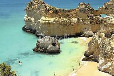 T1 reformado com piscina. 2-7 Pessoas. Algarve-Faro
