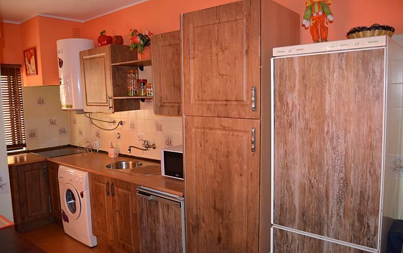 T1 Cozinha Algarve-Faro Portimão Apartamento - Cozinha