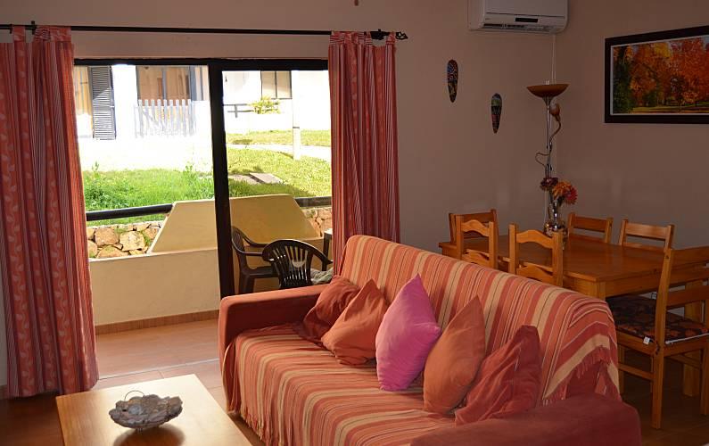 T1 Sala Algarve-Faro Portimão Apartamento - Sala