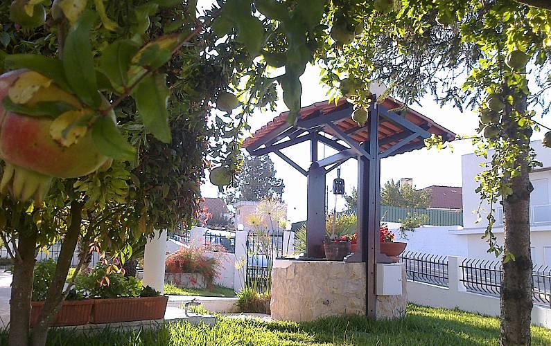 A.L. Jardim Setúbal Sesimbra vivenda - Jardim
