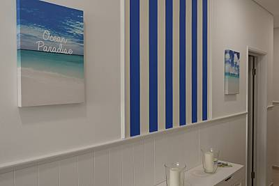 Casa con 3 stanze a 200 m dalla spiaggia Leiria