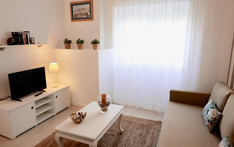 Casas Sala Leiria Nazaré casa - Sala