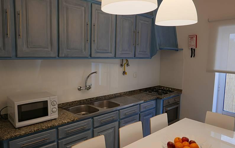 Casas Cozinha Leiria Nazaré casa - Cozinha